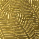 Textured Metal - Ferns or Feathers - Brass 22 gauge