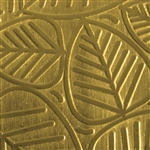 Textured Metal - Leaf-It - Brass 22 gauge