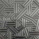 Textured Metal - Which Way - Argentium® Silver