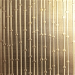 Textured Metal - Beaded Curtain - Bronze 22 gauge