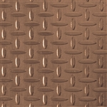 Textured Metal - Screen Door - Bronze 22 gauge