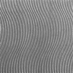 Textured Metal - Mini Wave - Argentium® Silver