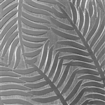 Textured Metal - Ferns or Feathers - Argentium® Silver