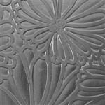 Textured Metal - Spontaneous Bloom - Argentium® Silver