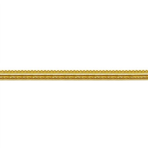 Bezel Wire - Brass - Gallery #3 18 gauge Dead Soft - 6""