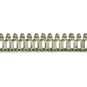 Bezel Wire - Brass - Gallery #9 - 25 gauge - 6""