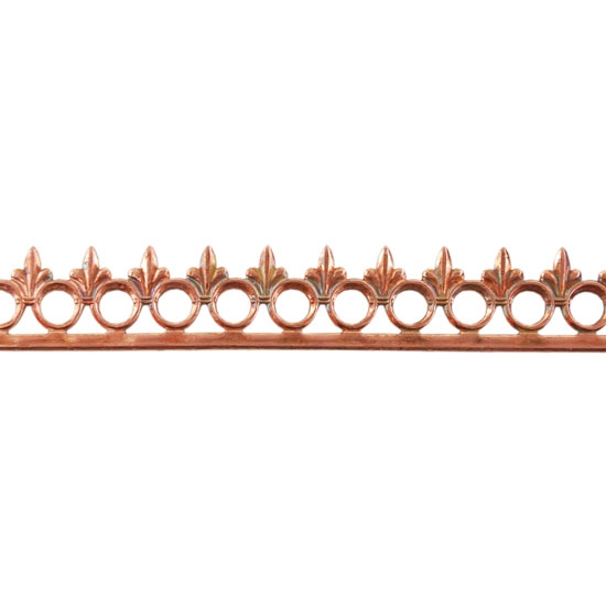 Bezel Wire   Copper   Gallery #4 - 20 gauge   6 inches   Cool Tools
