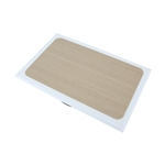 "Turntable Clayboard Non-Stick Rolling Surface 6"" x 9"""