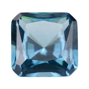 Nano Gems - London Blue Medium - Asscher