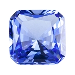Nano Gems - Tanzanite Light - Asscher