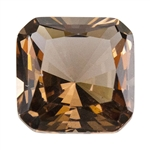 Nano Gems - Smokey Brown - Asscher