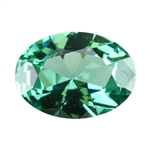 Nano Gems - Green Tourmaline - Oval