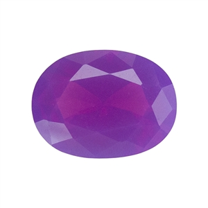 Nano Gems - Jade Orchid Purple - Oval