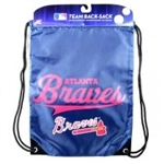 50 PC MLB ATLANTA BRAVES FAN PACK