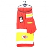 50 PC NFL KANSAS CITY CHIEFS FAN PACK