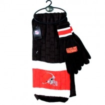 NFL OH CLEVELAND BROWNS FAN PACKS