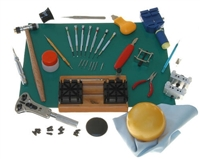 29 Piece Comprehensive Watch Tool Kit for Swiss Watches