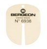Bergeon Watch Dial Protection Sheets - Swiss Made