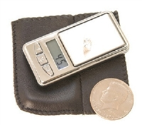 Miniture Pocket Gram Scale - Pocket Size 300g x.1g
