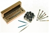 Complete Watch Bracelet Band /Strap Changing Kit with New Pin Removal Punch Set , Fixed Screwdriver Set