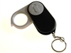 Ecowatch Jewelers Lighted Pocket Keychain Magnifier
