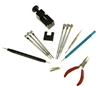 Suissetek Watch Strap / Band Changing with a Bracelet Link Pin Removal / Sizing Kit