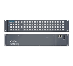AJA KUMO CP2 2RU Control Panel for all KUMO routers