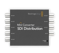 BMD 1 to 8 SDI Distribution Amplifier