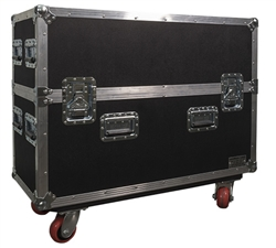 Custom Rolling Transport Case for XM311K
