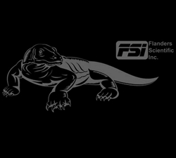 FSI Monitor Sticker 3""