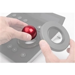 Tangent Replacement 1.8'' Red Trackerball for Wave/Element/Ripple Panel (3-Pack)