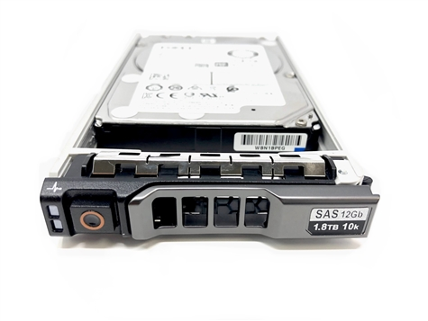 "Dell 00J77H 1.8TB 10000 RPM 2.5"" SAS 12Gb/s Hard Drive"
