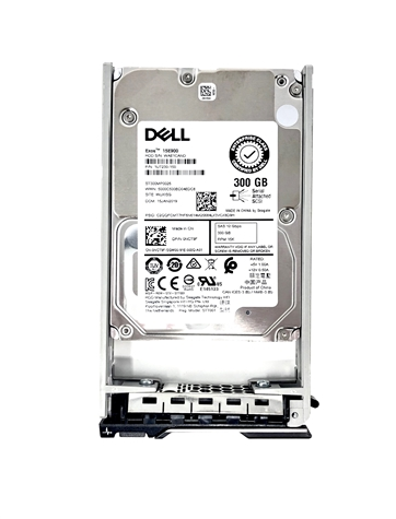 "Part# 00TG1P Original Dell 300GB 15000 RPM 2.5"" SAS hot-plug hard drive"