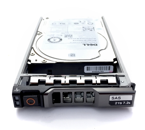 "Part# 016MGW Original Dell 2TB (2000GB) 7200 RPM 2.5"" 12Gbps SAS"