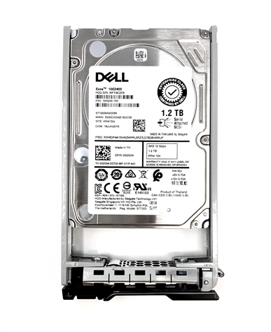 "01M0D 1.2TB 10000 RPM 2.5"" SAS 12Gb/s Hard Drive"