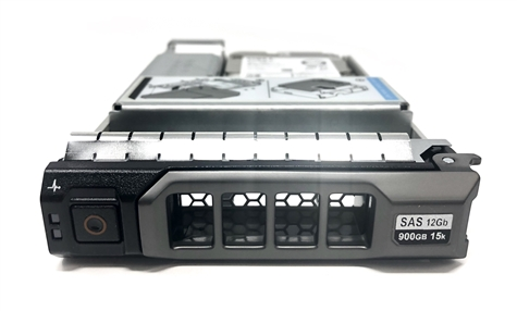 "0322PK  - Original Dell 900GB 15000 RPM 3.5"" 12Gb/s SAS hot-plug hard drive installed into hybrid kit. (3.5"" Hybrid drives for Gen13 PowerEdge Servers)"