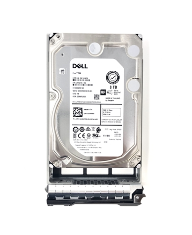 Dell - 8TB 7.2K RPM SAS HD -Mfg # 0637YJ