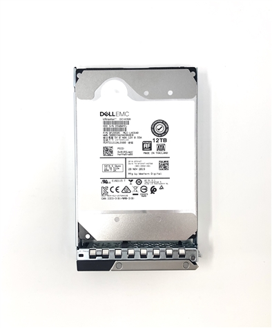 Dell - 12TB 7.2K RPM SATA HD -Mfg # 08VR77