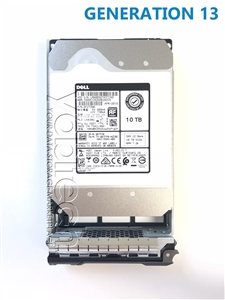 Dell - 10TB 7.2K RPM SAS HD -Mfg # 0F8GFP