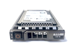 "0HGXFR - Dell 1.92TB SSD SAS 6Gbps Read Intensive MLC 2.5"" hot-plug hard drive"