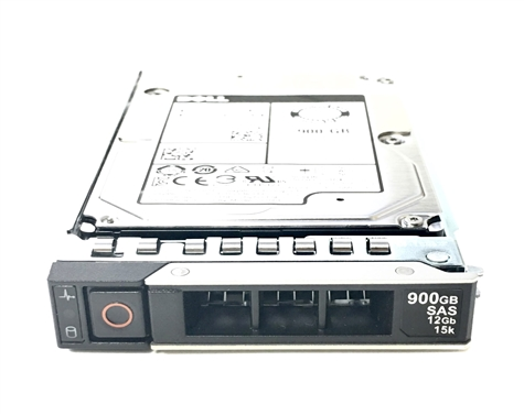 "Part # 0MJ2P7 - Dell 900GB 15000 RPM 2.5"" SAS 512n 12Gbps, 14G hot-plug hard drive"