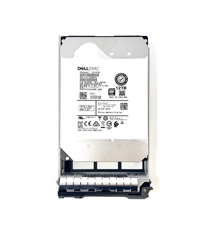 Dell - 12TB 7.2K RPM SATA HD -Mfg # 0VW69J