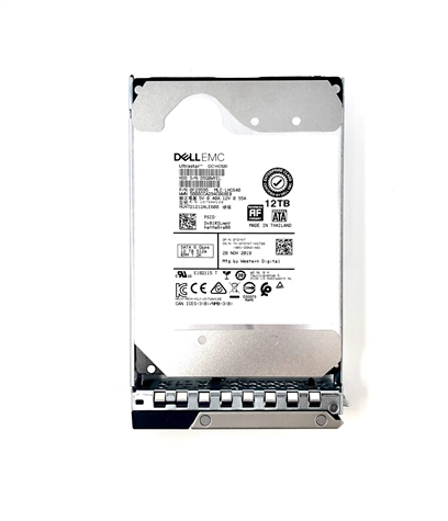 Dell - 12TB 7.2K RPM SATA HD -Mfg # 0Y7RKC