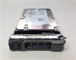 "Mfg Equivalent Part # 342-2077 Dell 300GB 15000 RPM 3.5"" SAS hard drive. (these are 3.5 inch drives)"