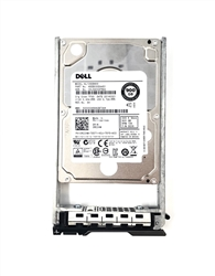 "342-2976 Original Dell 900GB 10000 RPM 2.5"" SAS hot-plug hard drive. Comes w/ drive and tray for your PE-Series PowerEdge Servers."