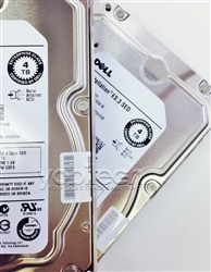Dell - SED 4TB 7.2K RPM SAS HD -Mfg # 342-5879