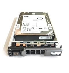 "Dell Original 1.2TB 10K SAS 6GB/s 2.5"" HD -Mfg # 400-AEFS"