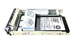 Dell 800GB SSD SAS Read Hybrid 3.5 inch hot-plug drive for 13th Gen MD PowerVault.