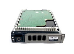 "400-AJPL - Dell VRTX 600GB 10000 RPM 2.5in SAS 512e 12Gbps hot-plug hard drive. Comes w/ 2.5"" drive and 2.5"" tray for your VRTX PowerEdge Servers"