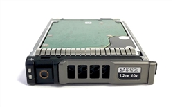 "400-AJQD - Dell VRTX 1.2TB 10000 RPM 2.5in SAS 512e 12Gbps hot-plug hard drive. Comes w/ 2.5"" drive and 2.5"" tray for your VRTX PowerEdge Servers"